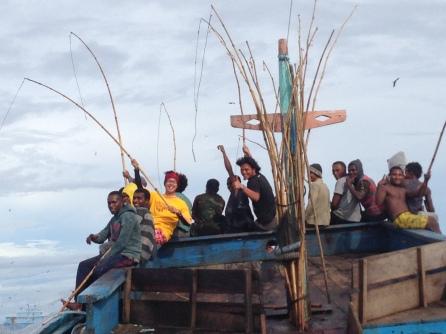 William on Pole and Line Tuna Boat